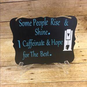 Coffee lovers Decor
